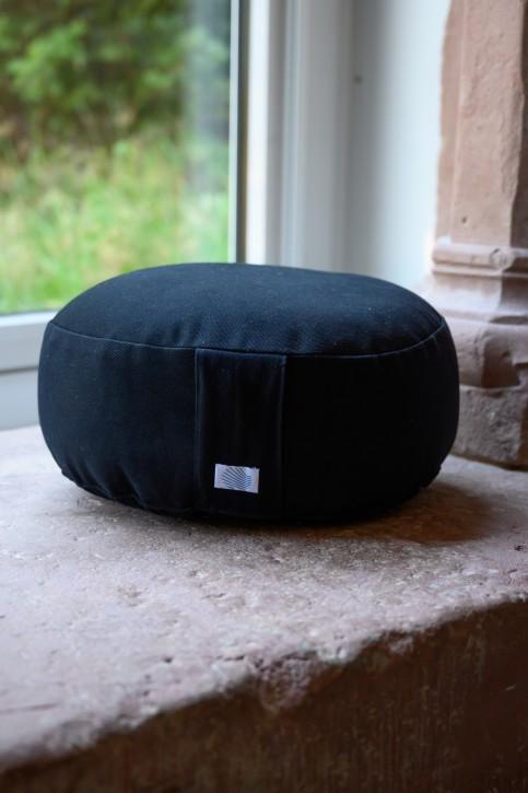 Sitzkissen schwarz, kleine Größe