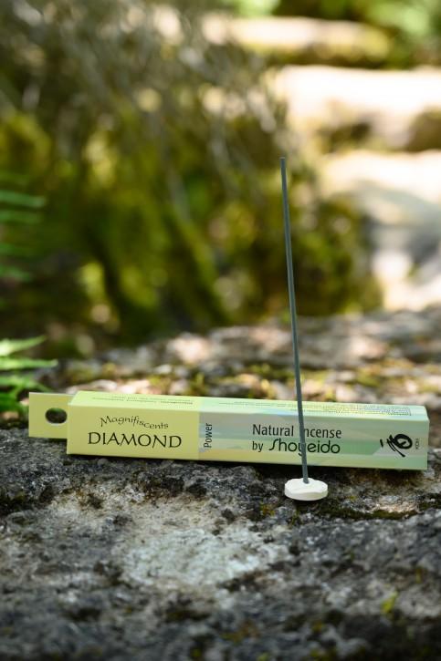 Diamond-Power Shoyeido Räucherstäbchen