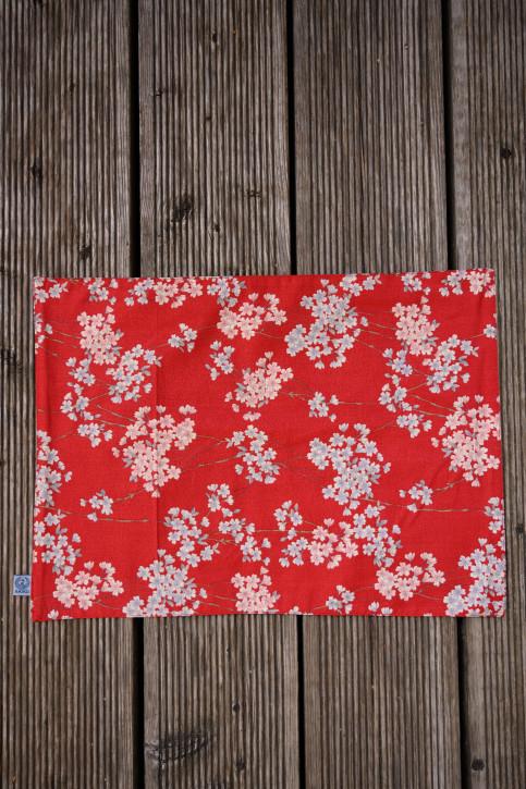 Platzset Yozakura Rot