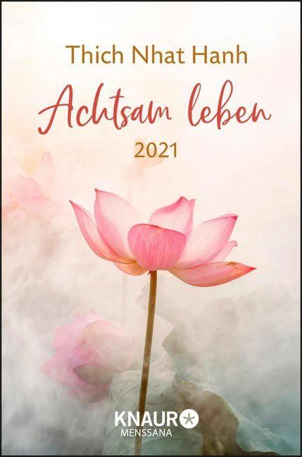 Achtsam leben  2021 Buchkalender