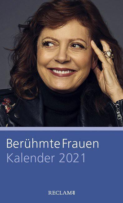 Berühmte Frauen 2021