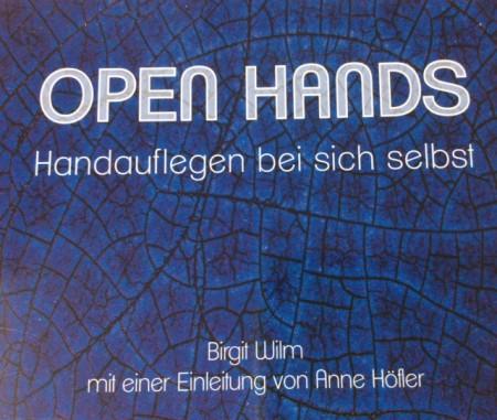 CD Open Hands  Handauflegen bei sich selbst