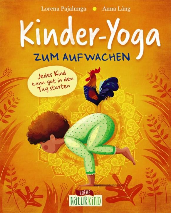Kinder-Yoga zum AUFWACHEN