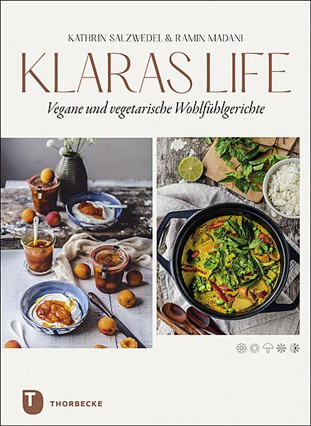 KLARAS LIFE - Vegane und vegetarische Wohlfühlgerichte