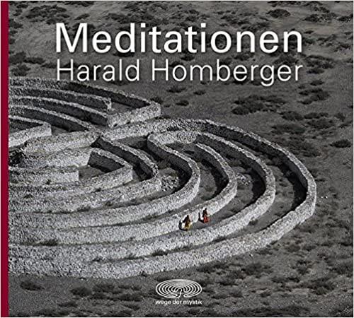 CD Meditationen Harald Homberger