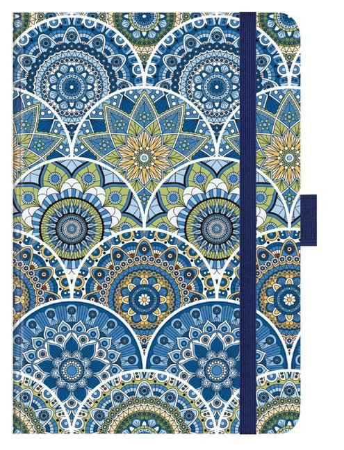 Kalender Orient Pattern 2021