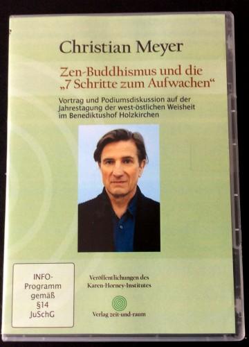 """DVD: Zen-Buddhismus und die """"7 Schritte zum Aufwachen"""""""