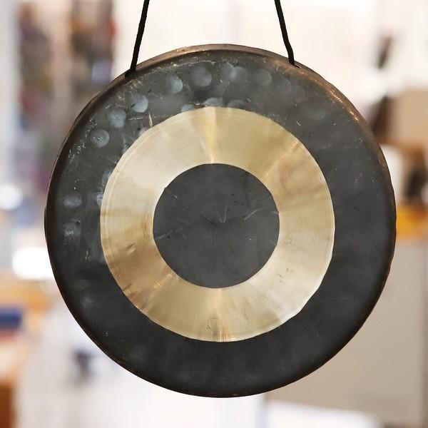 TamTam-Gong 40 cm inkl. Standardschlägel