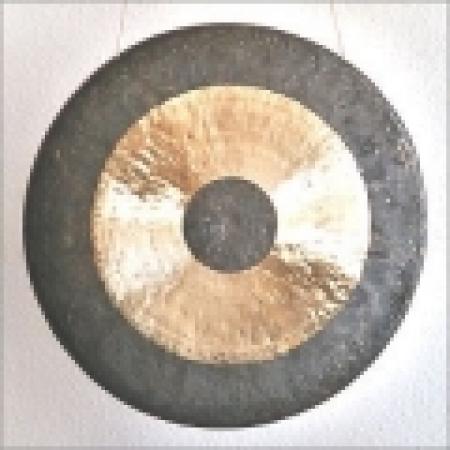 TamTam-Gong, 20 cm, inkl. Standardschlägel